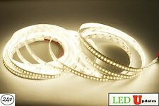 LEDUPDATES Showcase LED STRIP LIGHT 24V 90 CRI 4000K 2216 High Grade UL Power