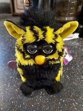 Furby 1999 BEE Toy; Black And Yellow StripesWith Grey Eyes; Tiger Hasbro