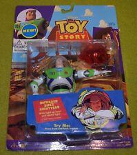 Thinkway Toys Infrarrojo Disney Toy Story Buzz * Abierto Ex Display sin probar *