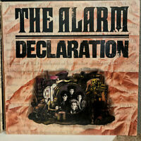 "THE ALARM - Declaration - 12"" Vinyl Record LP - EX"