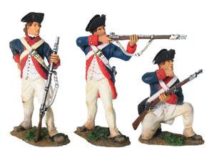 Britains  17845 American Revolution  Continental  Firing Line  Yorktown