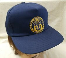 Vintage ALCOHOLIC BEVERAGE CONTROL MISSISSIPPI Trucker Snapback Hat Baseball Cap