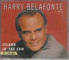 HARRY BELAFONTE CD-MAXI ISLAND IN THE SUN ( 89'MIX)