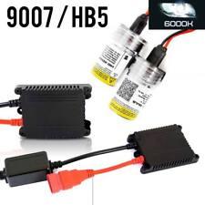 AGT AC 55W HID KIT Xenon 9007 HB5 Hi-Lo 6000K OEM White Beam Conversion Light