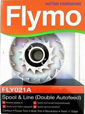 Flymo Fly021A Double Line Auto Feed Spool & Line Fits Multi Trim 250D/Dx &300D
