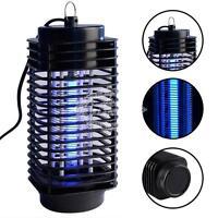 UV Tueur de moustique Bug Zapper anti moustique Catcher Piège Lampe Électrique
