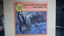 Disneyland Records THE HAUNTED HOUSE CHILLING, THRILLING SOUNDS LP 1964 DQ-1257