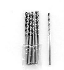 10 mini steel twist drill bits 1.50mm drill pearls