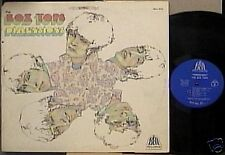 THE BOX TOPS: Dimensions LP BELL-6032 Alex Chilton