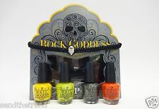Mini Rock Goddess Halloween - OPI Nail Polish Color 4ct/pk ~ 2 PACKS ~