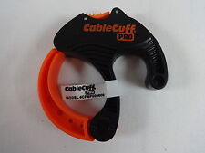 Small 2 inch Cable Cuff. Pro Adjustable, Reusable Cable Clamp #CFLMP030808