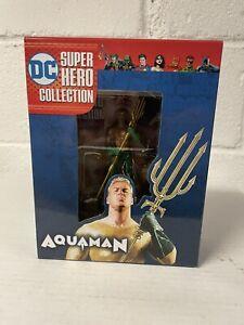 Eaglemoss DC Super Hero Collection - Aquaman Figurine