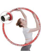 Hula Hoop Aluminium Robust Fitnessreifen Powerhoop Reifen