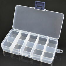 10 Girds Compartment Storage Box Case For Nail Art Jewelry Perler/Hama Be ql,fr