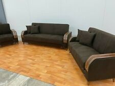 Brand new 3 seater Turkish sofa bed sofabed