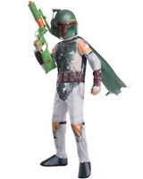 Star Wars Boba Fett Value Boys Costume