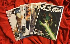 Star Wars Doctor Aphra #1,2,3,4,5,6~Set~Marvel Comics~From Pages Of Darth Vader~
