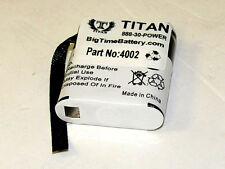 3.6V Battery for Motorola KEBT-086-B 53617 SX500R Radio-18 Month Warranty