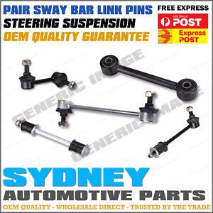 2 x Front Sway Bar Link Pins Hyundai i30 CW Wagon 1.6L 2.0L 10 / 2008 - 2012