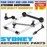 2 x Rear Sway Bar Link Pins Toyota Corolla AE90 AE92 AE93 AE94 03/1993- 11/1999