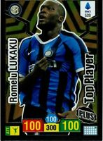 ADRENALYN XL CALCIATORI PANINI 2019-2020 CARD N. 520 LUKAKU (TOP PLAYER PLUS)