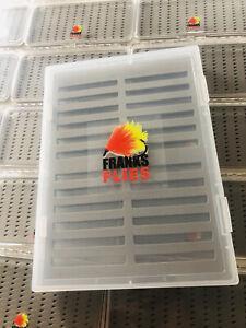 A4 Slim Line Fly Fishing Box Flies Storage