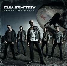 Break the Spell [Deluxe Edition] - Daughtry (CD, 2011) - FREE SHIPPING