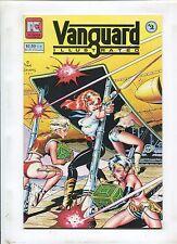 VANGUARD ILLUSTRATED #2 (9.2 OR BETTER) DAVE STEVENS COVER ART!