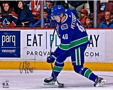 ELIAS PETTERSSON Vancouver Canucks Autographed 8x10 Signed Photo Reprint