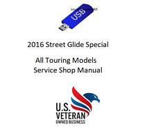 Service Manual For 2016 Harley Davidson Street Glide Special Flhxs Touring Model