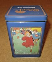 1990 Cadbury's Milk Chocolate Almond Joy Blue Commorative Tin