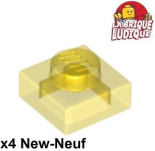 Lego 4x Tile Modified 1x2 Grille radiator argent//flat silver 2412b NEUF