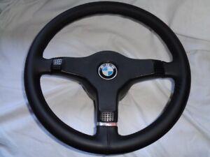 BMW E30 Small Mtech 1 370mm Steering Wheel.