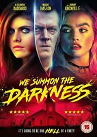 We Summon the Darkness (DVD) Frightfest Movie Johnny Knoxville Horror Gift Idea