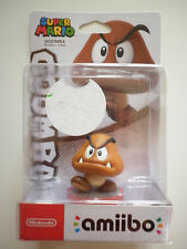 Goomba Super Smash Bros Collection Figurine Interactive Amiibo Wii U