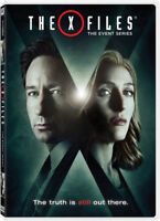 The X-Files: The Event Series [New DVD] 3 Pack, Ac-3/Dolby Digital, Dolby, Wid