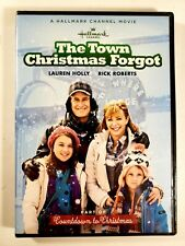 The Town Christmas Forgot (DVD, 2010) A Hallmark Channel Movie BRAND NEW SEALED