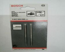 Bosch 2607000096 Replacement Planer Blade - Pack of 2