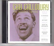 (HG709) Cab Calloway, The Classic Tracks - 1996 CD