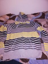 Adult Mckenzie hooded top size Large
