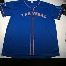 NEW LAS VEGAS LV 51'S 51s MINOR LEAGUE BASEBALL JERSEY Mens XL