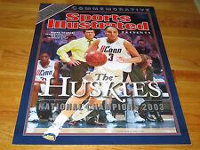 DIANA TAURASI 2003 UCONN HUSKIES Champs PROMO Sports Illustrated Display Poster