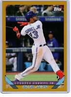Lourdes Gurriel Jr. 2019 Topps Archives 5x7 Gold #256 /10 Blue Jays