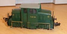 Fleischmann 4203 Industrie-Diesel-Rangierlok O&K V42-04 Grün, die Lok fährt gut
