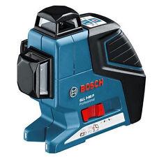 [Express Shipping] BOSCH GLL3-80P 360 Degree (V)&(H) Multi Line Pro Laser Level