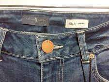 New! JACOB DAVIS UMA Jeans Women's Super Bell Leg Tag: 26 Meas: 25x33