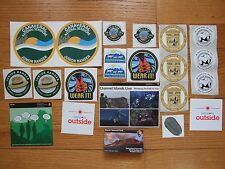 WOW! National Park Junior Ranger Stickers Bookmarks CANAVERAL SEASHORE