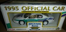 "Brookfield 1995 ""Brickyard 400"" Monte Carlo Pace PROMO 1/25 INDIANAPOLIS INDY"