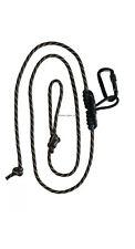 Muddy Msa070 Safety Harness Lineman's Rope, Quick-Clip Design