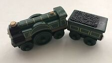 Thomas Tank Engine & Friends Emily And Tender Wooden Train c